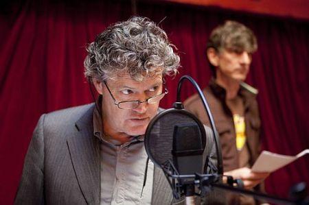 Porgy Franssen als Paul Vlaanderen (foto