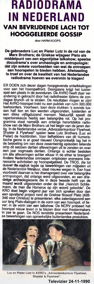 info 1990-11-24 - Televizier