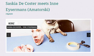 Foto: Blog van Saskia De Coster
